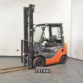 2008 TOYOTA 02-8FDF18 Forklift