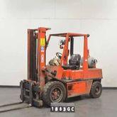 1993 NISSAN RGH02A30U Forklift