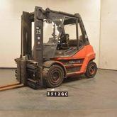 2009 LINDE H60D Forklift trucks