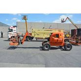 2014 JLG 450AJSII Aerial work p