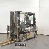 2010 NISSAN Y1D2A25Q Forklift t