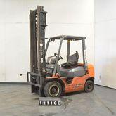 2003 TOYOTA 62-7FDF25 Forklift