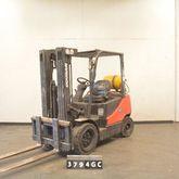 2007 DOOSAN G30E-5 Forklift tru