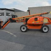 2013 JLG 600AJ Aerial work plat