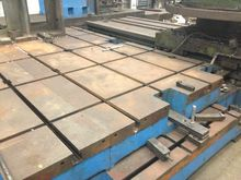 Cast Iron T-Slotted Floor Plate