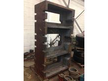 Box Type Cast Iron Table/Angle