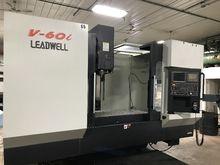 2013 2013 Leadwell V60i CNC Ver