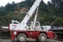 1981 Grua Link-Belt HSP 25