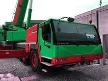 2011 Liebherr LTM 1100 5.2