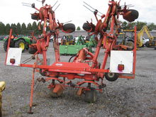 Used KUHN 6 STAR TED