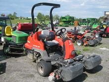 JAC 322 ECLIPSE Triplex Mower
