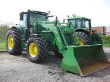 John Deere 6215R Tractors