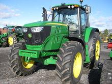 John Deere 6140M Tractors