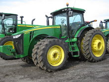 Used John Deere 8310