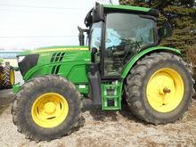 John Deere 6125R Tractors