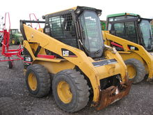 CAT 262B SKIDSTEER Skid Steer L