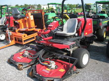 TO 3500D SIDEWINDER Rough Mower