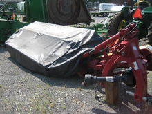 NH H6750 3PT DISC Mower Conditi