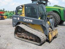 John Deere 323D Skid Steer Load