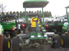 John Deere 7500E Fairway Mower