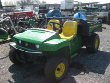 John Deere TE Utility Vehicles