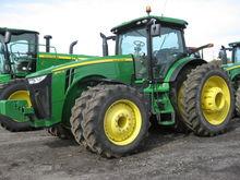 John Deere 8310R Tractors