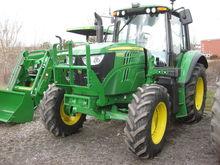 John Deere 6125M Tractors