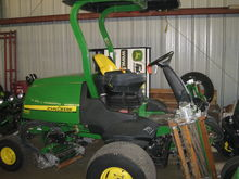 John Deere 7500 Fairway Mower