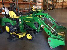 John Deere 2305 Compact Tractor