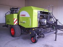 2012 Claas Rollant 375 Baler wr