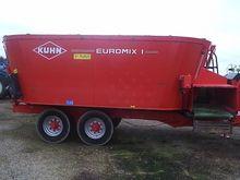 2007 Kuhn Euromix1880 Mixer