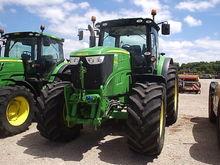 2011 John Deere 6190R Farm Trac
