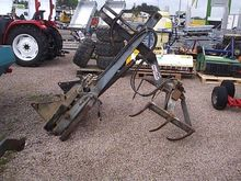 MX Manubal 600 Bale forks and g