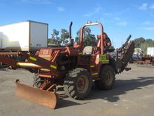 Used DITCH WITCH 802