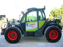 Used 2009 Claas 7040