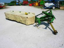 Used 2007 Krone FAUC