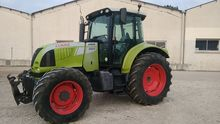 2008 Claas ARION 610 C