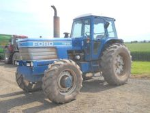 Used Ford TW25 in Un