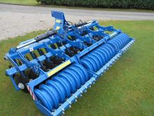 Rolmako 4m disc harrow/packer