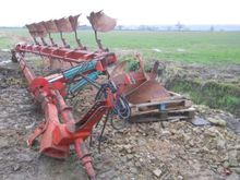 Kvernland RC100 7 Furrow Semi M