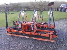 4 Meter Stanhay Pea Drill C/w F