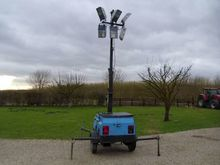 Ritelite Trailed Lighting Tower