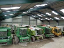 Combines For Sale and wanted