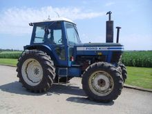 Used Ford 8200 4WD T