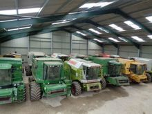 Used Combines for hi