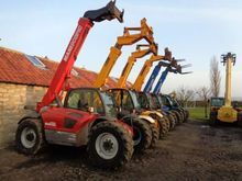 Used Telehandlers an