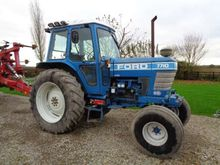 Used Ford 7710 2WD T