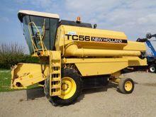 New Holland TC56 Combine