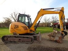 JCB 8080 ZTS 8 Tonne Excavator