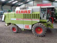 Claas Dom 118 Maxi Combine